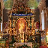 Image: The Shrine of Our Lady of Gdów