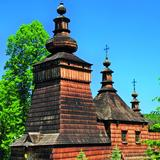 Image: Route 48: Following Lemko Orthodox churches to reach the health resort