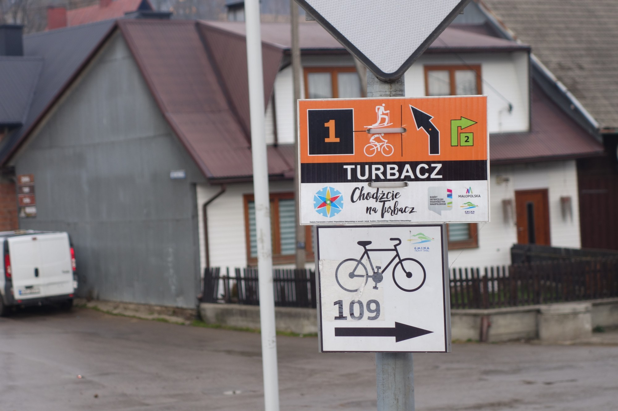 Znak Turbacz Time Trial